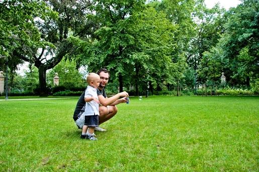 Wrocław Ogród Staromiejski atrakcje dla dzieci