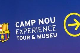 Camp Nou Experience - zwiedzanie stadionu Barcelony