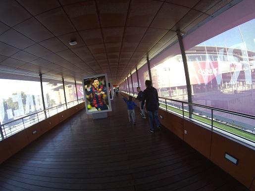 stadion Barcelony ceny opinie z dzieckiem Camp Nou