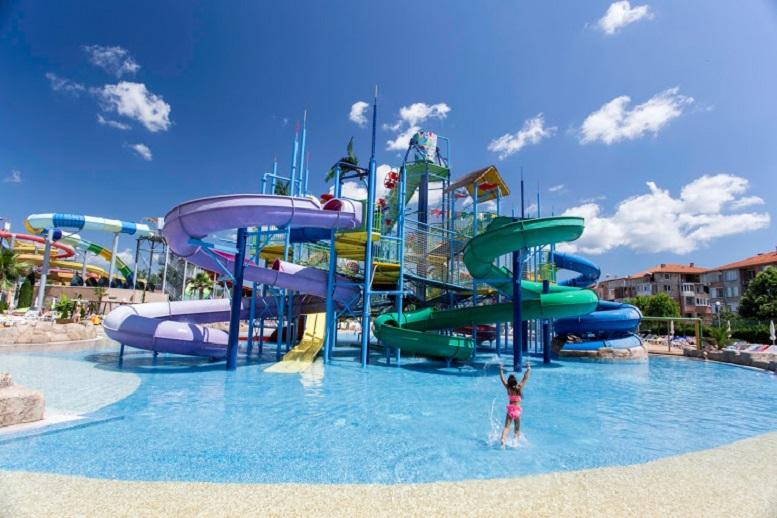 Action Aquapark Słoneczny Brzeg rodzinne atrakcje