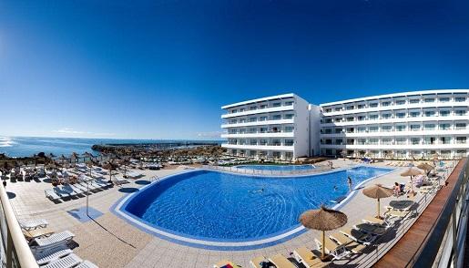 aguamarina golf hotel Teneryfa opinie