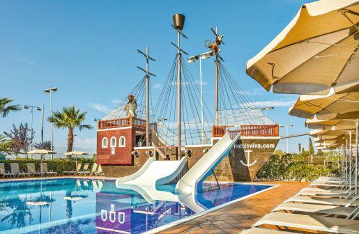 Majorka wakacje oferty ceny Alcudia aquapark