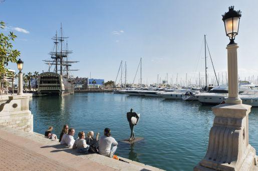 Alicante Costa Blanca atrakcje dla dzieci