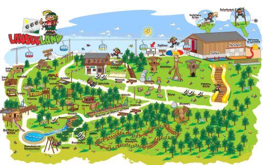 Lauserland Austria atrakcje dla dzieci