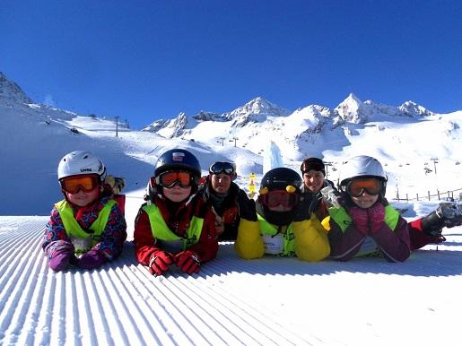 ceny narty Alpy z dzieckiem