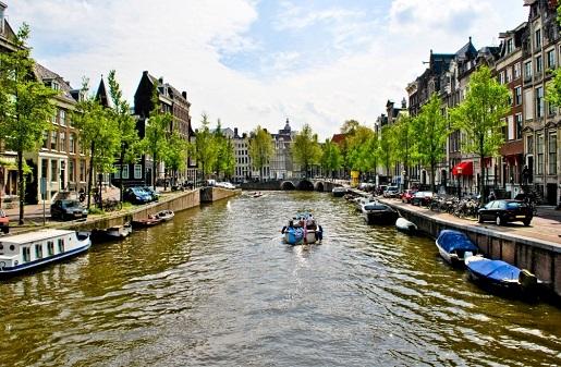 Amsterdam rodzinne atrakcje Holandia