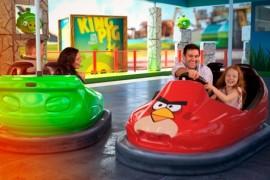 Angry Birds Park rozrywki Finlandia