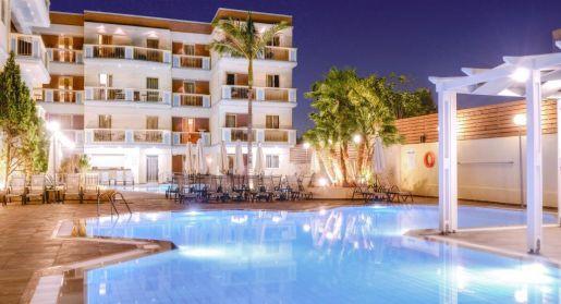 hotel Michalis Chersonissos wczasy z dzieckiem