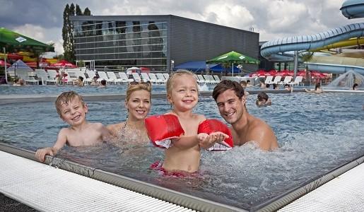 aquapark Słowacja rodzinne atrakcje