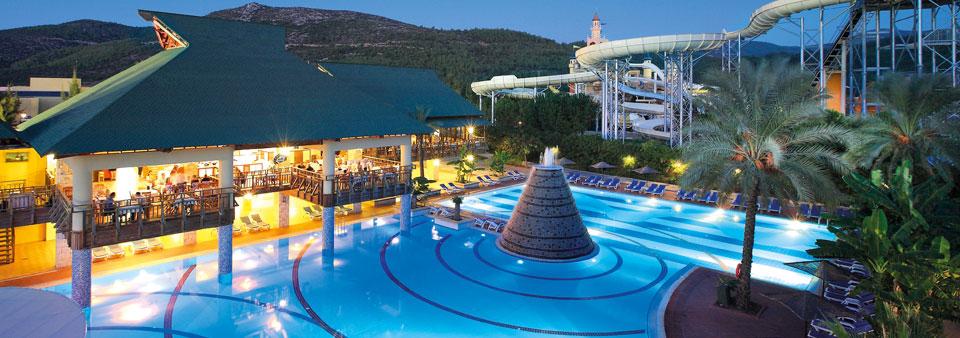 Kusadasi Turcja hotele dla dzieci