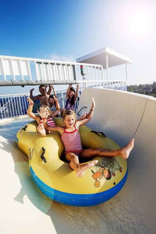 aquapark Karlskrona atrakcje dla dzieci