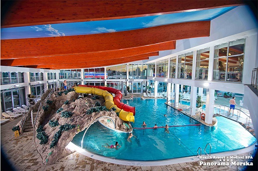aquapark jarosławiec panorama morska opinie hotel nad morzem