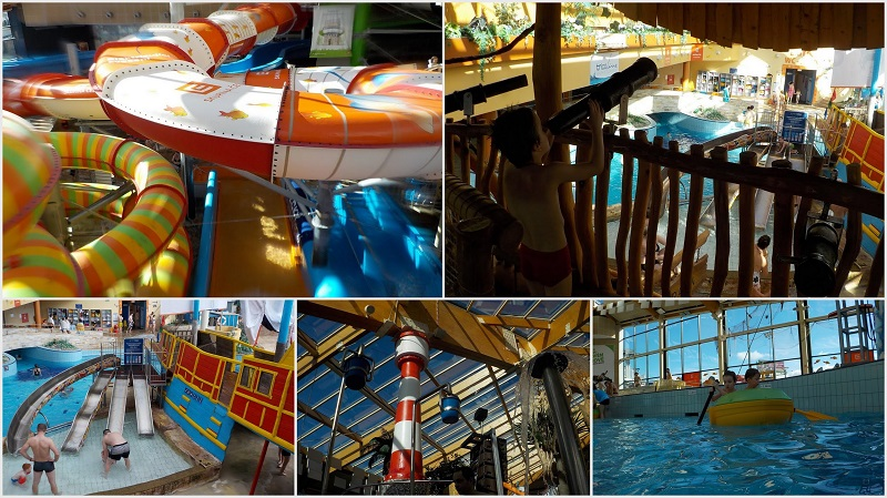 park wodny Aquapalace Praga opinie atrakcje