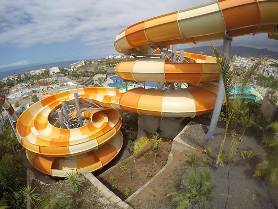 Aqualand Costa Adeje rodzinne atrakcje
