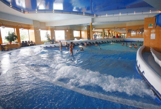 aquapark Hotel Gołębiewski Mikołajki opinie