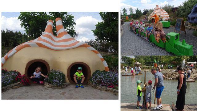 atrakcje Magiczne Ogrody dla dzieci Janowiec 11