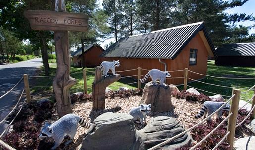 atrakcje camping LEGOLAND Billund dania