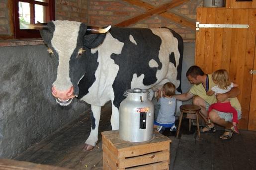 atrakcje dla dzieci Austria - w drodze na Węgry