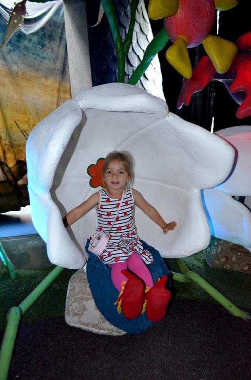 atrakcje dla dzieci Pacanów zaczarowany ogród