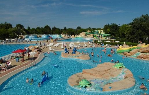atrakcje dla dzieci camping z basenami Eurocamp Włochy opinie (1)