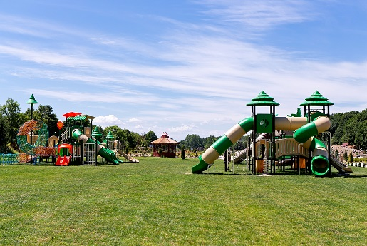 Atrakcje dla dzieci - Deli Park