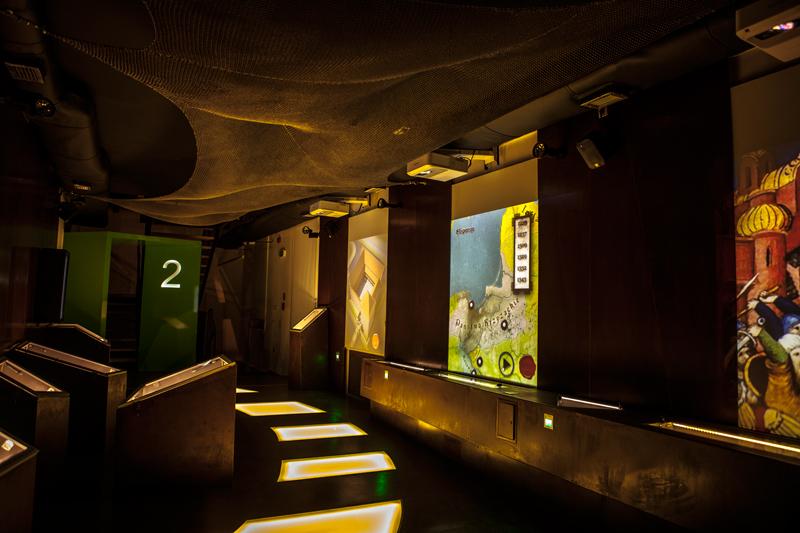 interaktywne muzeum państwa krzyżackiego atrakcje