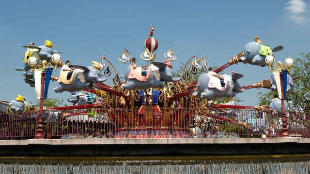 park Walta Disneya Paryż atrakcje