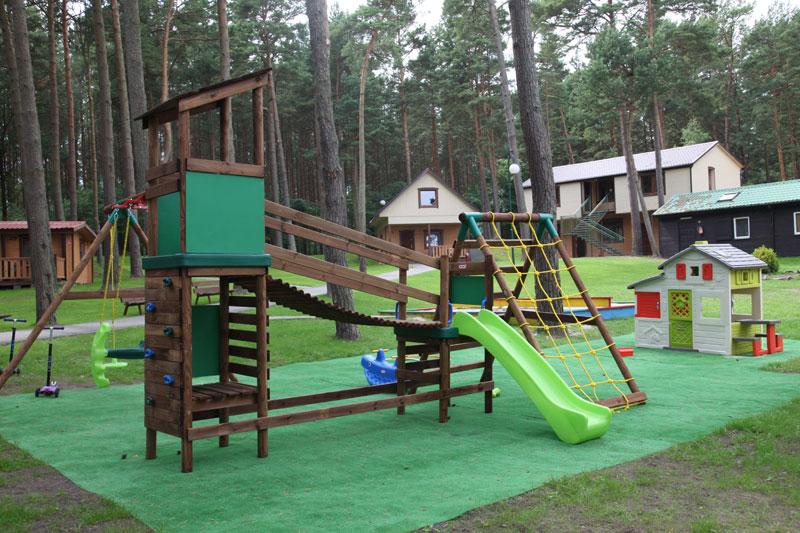 Natura Park Ostrowo noclegi dla dzieci