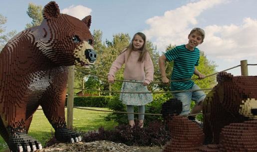 atrakcje dla dzieci noclegi camping Legoland Pensjonat