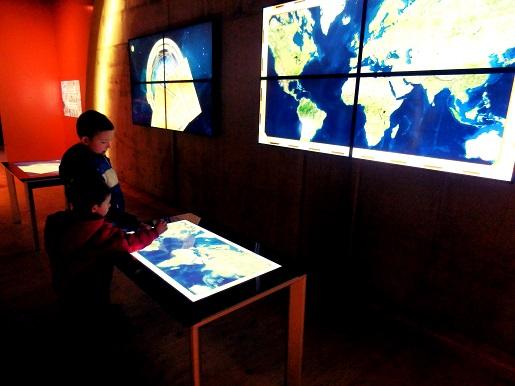 multimedialna sala atrakcja dla dzieci Sztokholm