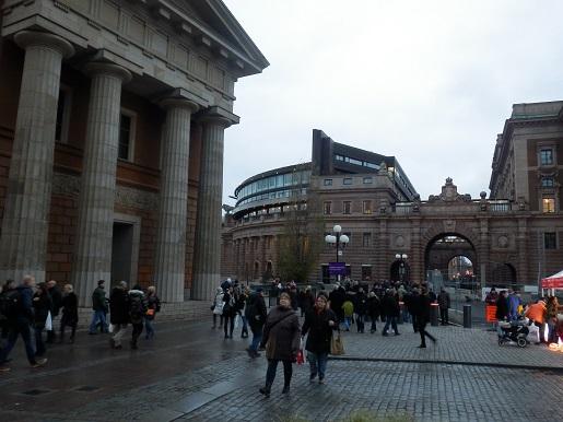 Sztokholm zimą atrakcje