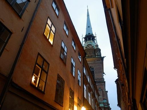 Sztokoholm weekend z dzieckiem