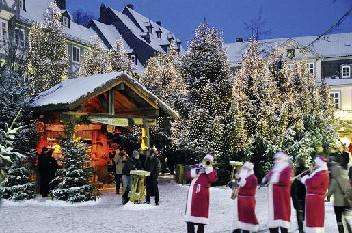 atrakcje zimowe dla dzieci Niemcy