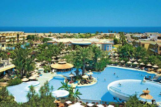 Rodos hotele przyjazne rodzinie opinie z basenami Atrium Palace