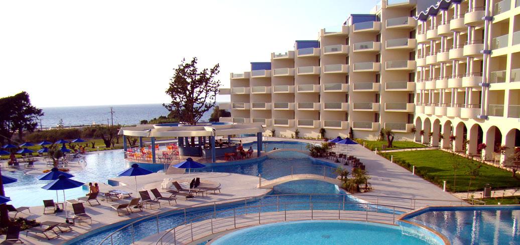 hotele dla dzieci Grecja Rodos
