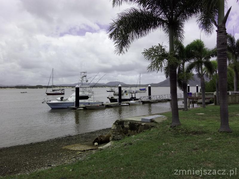 Australia wycieczka statkiem z dziećmi