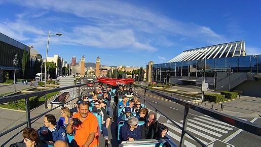 autobus turystyczny Barcelona ceny biletów opinie