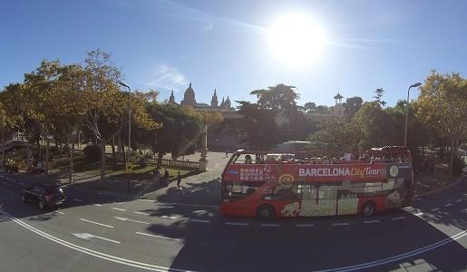 autobus turystyczny Barcelona - zwiedzanie opinie ceny