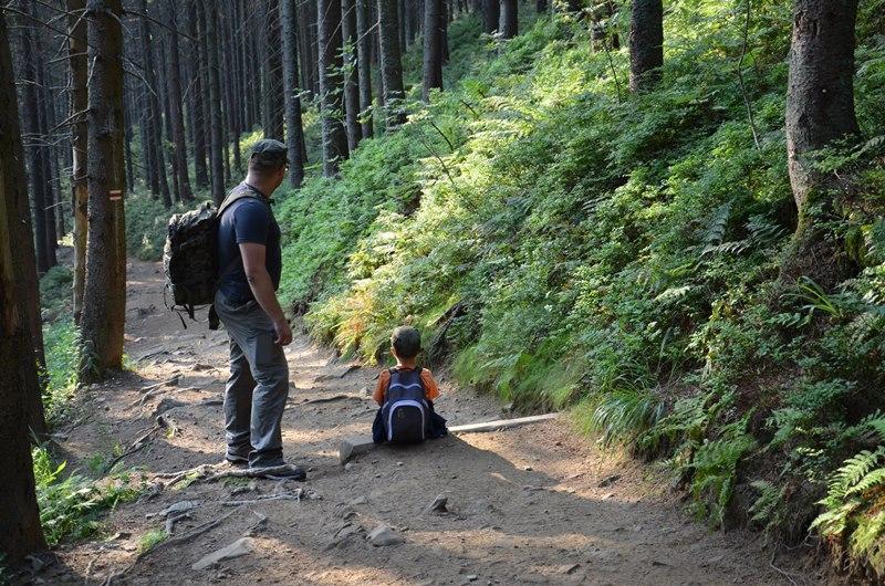Babia góra atrakcje dla dzieci