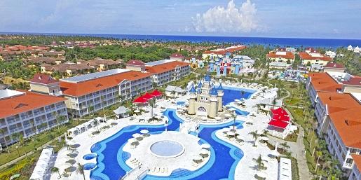 bahia principe fantasia opinie hotel dla rodzin z dziećmi Dominikana