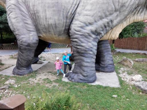 rodzinne atrakcje Jura Park