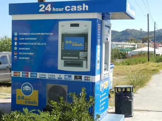 zakynthos sklepy i bankomaty