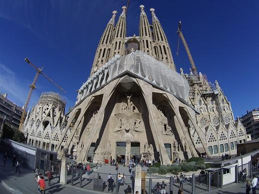 Barcelona rodzinne atrakcje