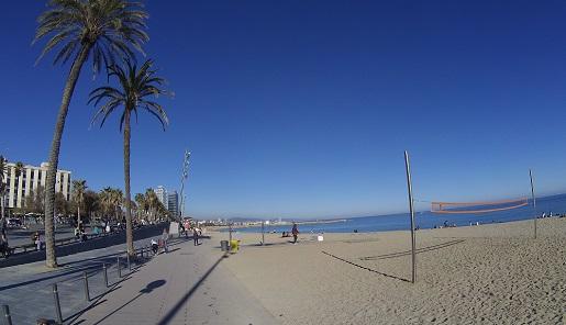 barceloneta plaża najlepsza w Barcelonie opinie (2)