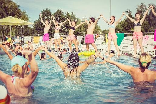 AquaCity Słowakcja atrakcje dla dzieci
