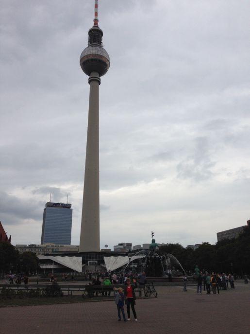 Berlin rodzinne atrakcje Niemcy