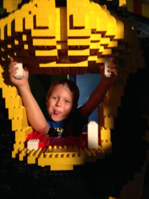 Legoland Discovery Centre Niemcy opinie atrakcje