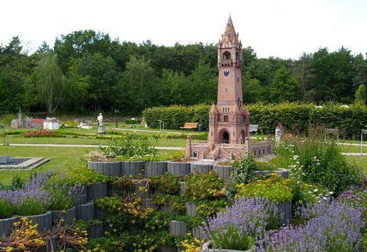 park miniatur Berlin rodzinne atrakcje