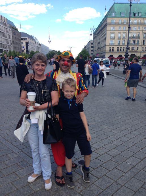 Berlin wspomnienie z wakacji