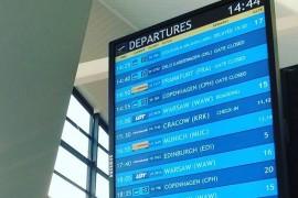 bezpłatne wifi na lotniskach hasła